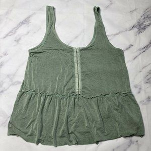 American Eagle Soft & Sexy Tank Top Womens Size Small Hook & Eye Closures F16
